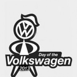 day of the volkswagen logo