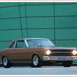 Ford Falcon XR Coupe for sale at Unique Cars