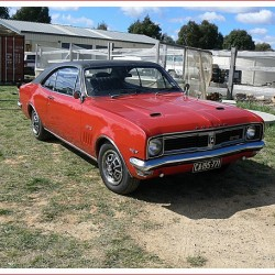 HT Holden Monaro GTS - for sale at Unique Cars
